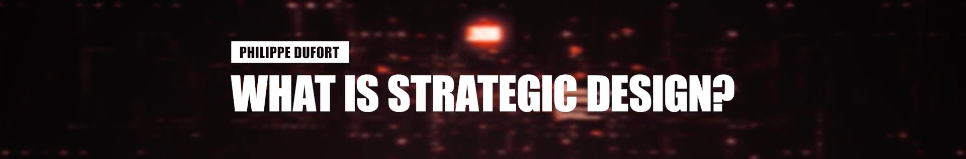 What is strategic design? | TEDxBudapestSalon